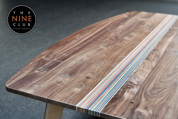 The Nine CLub Table by Focused 1