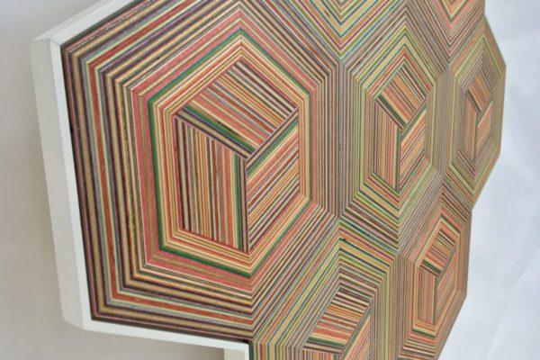 ArtDecko - Cubed Out - 2021 - Detail Landscape 1